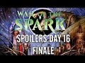 War of the Spark Spoilers Finale!