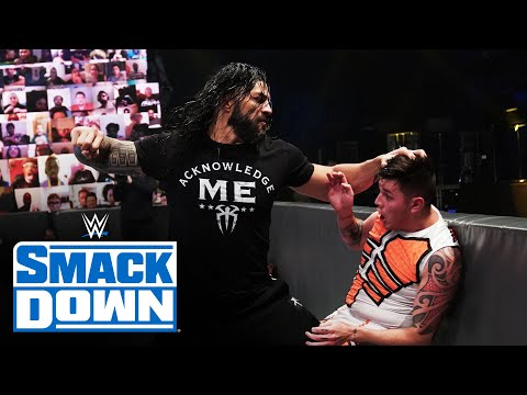 Roman Reigns unleashes a vicious assault on the Mysterios: SmackDown, June 4, 2021