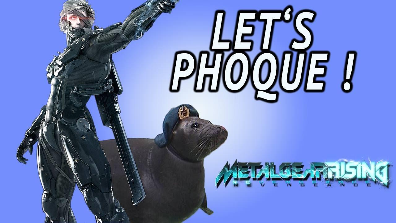Let s PHOQUE ! Metal Gear Rising   Revengeance Episode 1 - The Slash World 5aaf69a753