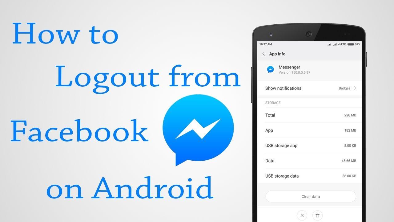 facebook messenger app 2018