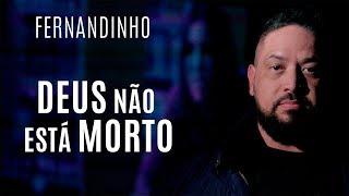 Fernandinho - Deus Não Está Morto (God's Not Dead) | Clipe Oficial thumbnail