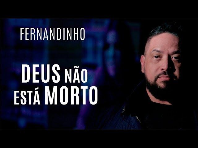 Fernandinho - Deus Não Está Morto (God's Not Dead) | Clipe Oficial
