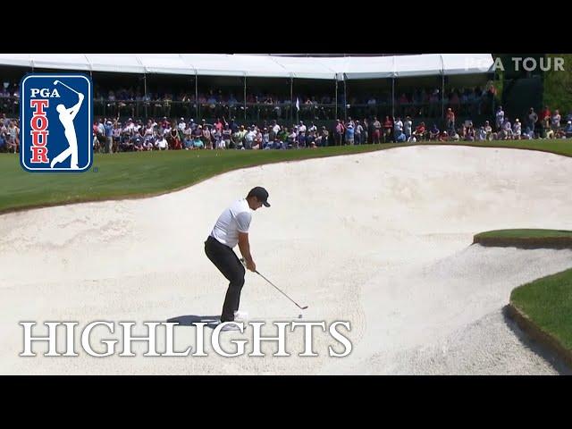 Jason Day's Highlights | Round 2 | Wells Fargo