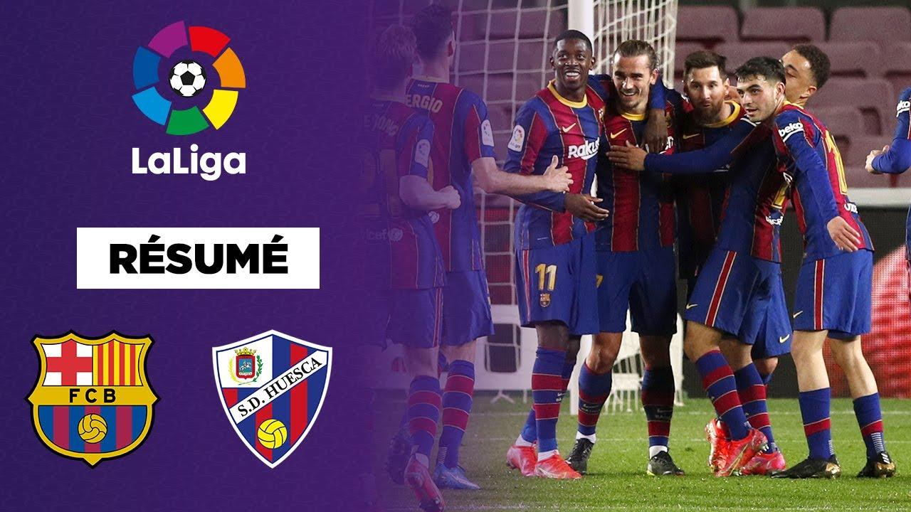Download 🇪🇸 Résumé - LaLiga : Un Messi record régale, le Barça revient bien