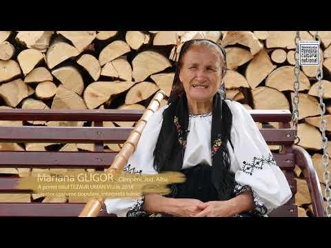 Mariana Gligor, TEZAUR UMAN VIU, Cântecul Ieșirii Miresei Din Casa Părintească