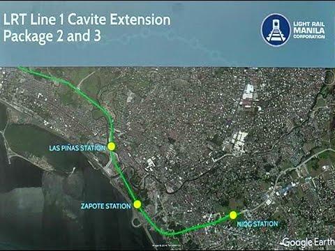 LRT-1 Cavite Extension project, target matapos sa taong 2020 — DOTr