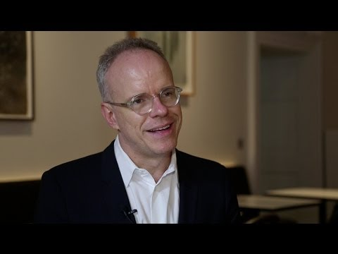 Hans Ulrich Obrist: Africa plays a big role for 89plus