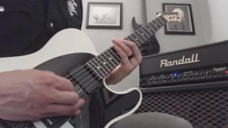 slipknot aov guitar cover 2016 fender jim root telecaster