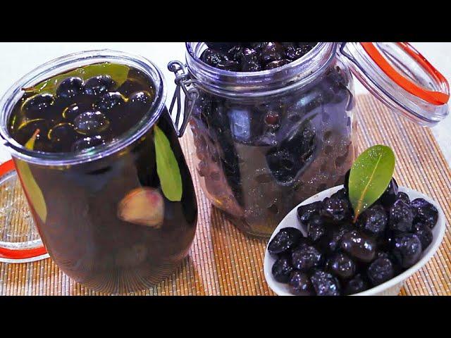 طريقة عمل الزيتون المخلل في المنزل بكافة أنواعه مجلتك