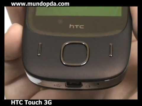 HTC Touch 3G - Contenido (unboxed) - MundoPDA