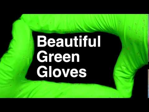 How to Pronounce Beautiful Green Gloves