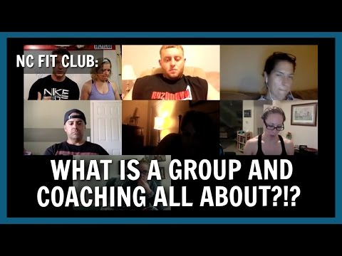 NC Fit Club: What is a Group and Coaching All About?!?