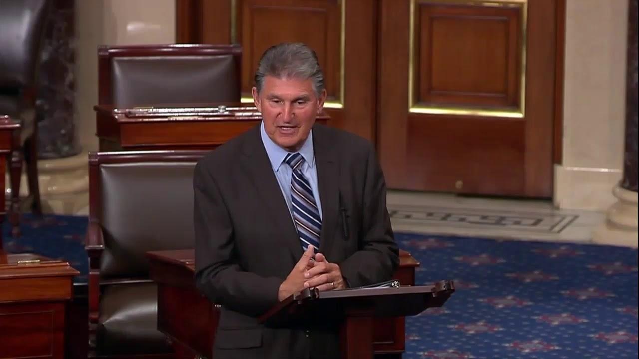 Home | U S  Senator Joe Manchin of West Virginia