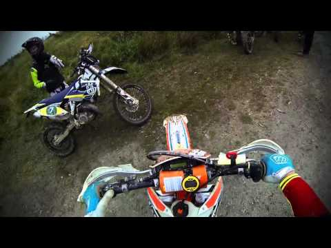 18-10-15 - Fowlers Enduro - Mid Wales Dirt Track