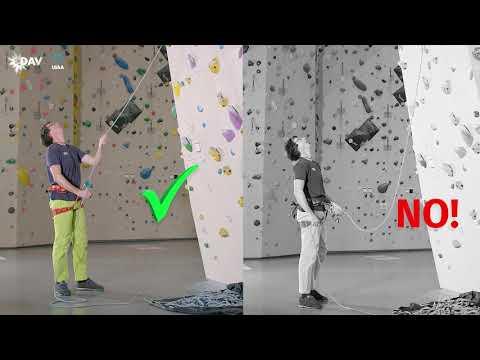 Climb Safe: Slack Rope