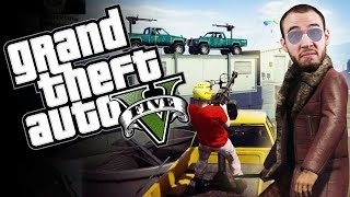 WOW RED YOU DIRT!! - GTA 5 Online Funny Moments