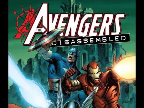Image result for avengers disassembled