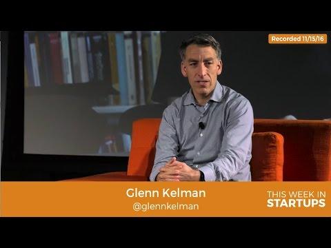 Glenn Kelman on CEO best practices: make decisions, own mistakes, present self as work-in-progress