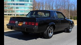 Download 1987 Buick Grand National w/ 14,000 Original miles for sale with walk through video Mp3 and Videos