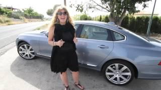 Spain. Malaga. Volvo S90 & V 90 Test Drive. June 2016. Guillaume de VAUDREY & Rita COOK - 3