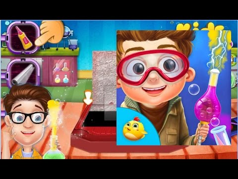 Download Youtube: Kid Science Amazing Experiment - Educational - Videos Games for Kids - Girls - Baby Android