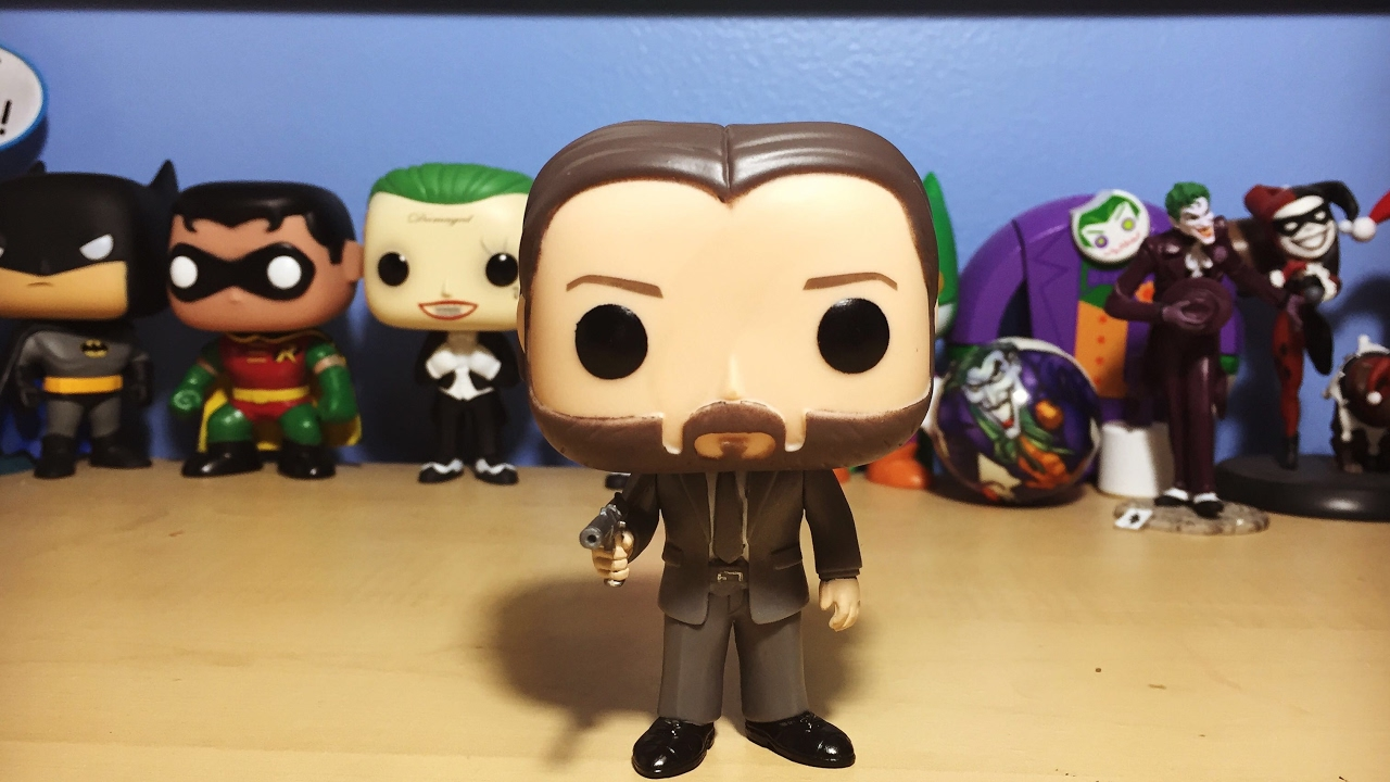 0dfe0f3f1d2 Funko Pop! John Wick  Chapter 2 - John Wick Unboxing - YouTube