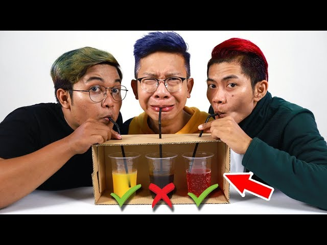 JANGAN SAMPAI SALAH PILIH MINUMAN PART 3!!! FINAL!!!