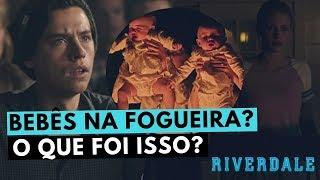 O que foi esse episódio de RIVERDALE? 🐍 3ª temporada já começou muito louca