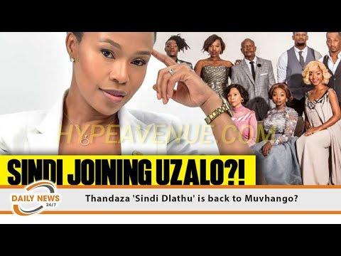 Thandaza 'Sindi Dlathu' is back to Muvhango?