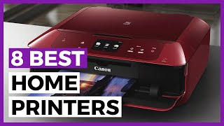 Best Home Printers In 2020 - How To Choose A Printer To Print From The Comfort Of Your Home?