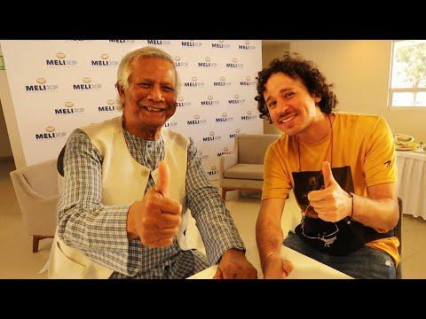 Me senté a platicar con un Premio Nobel de la Paz | MELIXP
