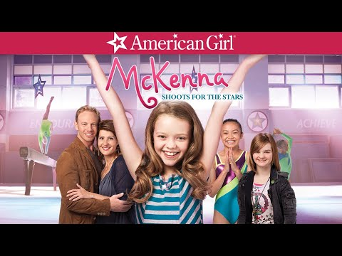 An American Girl: Mckenna Shoots for the Stars    Own it Now on Bluray