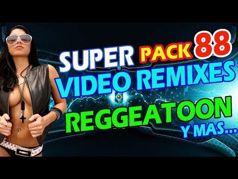 NEW PACK 88 VIDEOS REMIXES PARA DJS JUNIO 2017