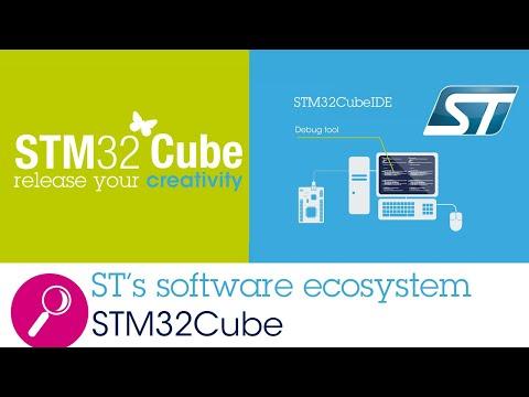 Segger emWin library for STM32F4   FunnyDog TV