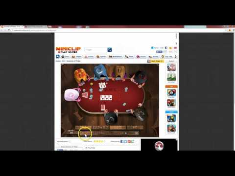 How to win at Governor Of Poker Part 1