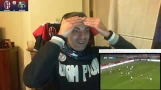 Video Gol Pertandingan Bologna vs Sassuolo