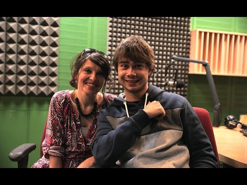 Alexander Rybak Interview in Hungary, April 2016 - with subs