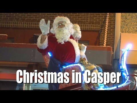 Christmas in Casper - Vlogging Wyoming 25