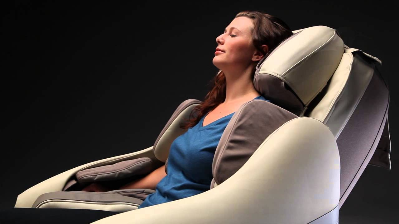Inada Dreamwave Massage Chair Overview Youtube