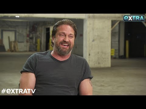 Gerard Butler & Pablo Schreiber Reveal How They Bulked Up for 'Den of Thieves'