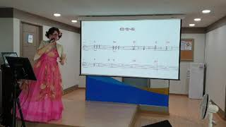 스타 강사 ⚘김향미 노래교실 ⚘꽃당신⚘원곡 나훈아 ⚘서…