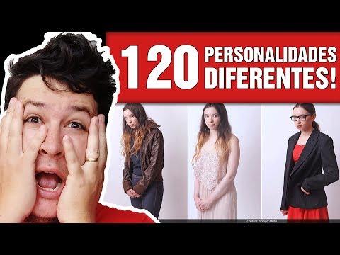 Kate Dranfield: A Adolescente que Acredita ser 120 Pessoas Diferentes!  (#466 - N. Assombradas)