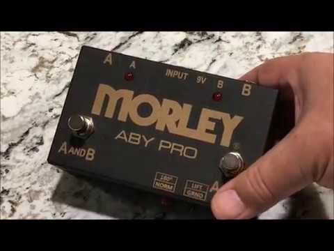 Morley ABY Pro