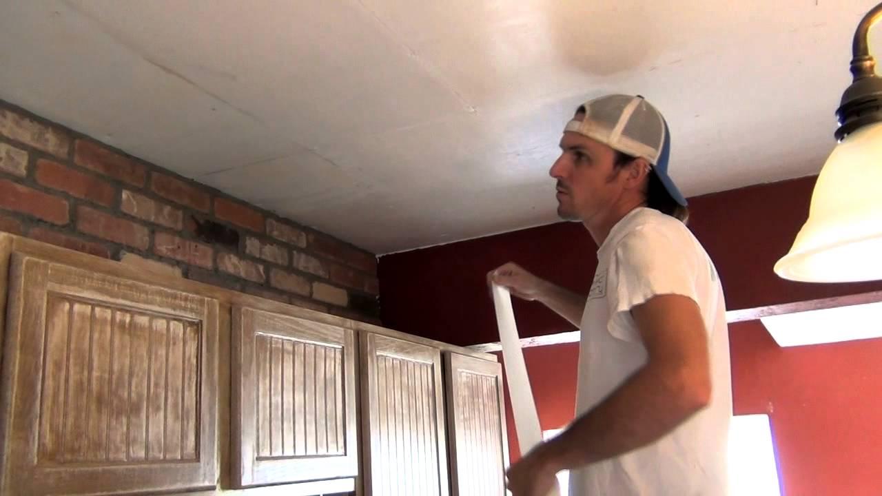 Fresco Harmony® Plywood Ceiling Demonstration   YouTube