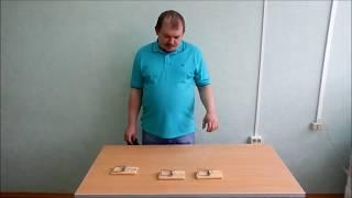 Мышеловка в действии (подробный видео обзор)