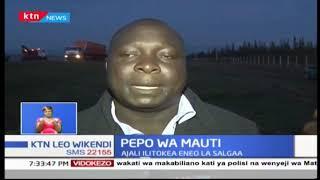 Ajali wa Mauti:Watu 12 wafariki kwa ajali
