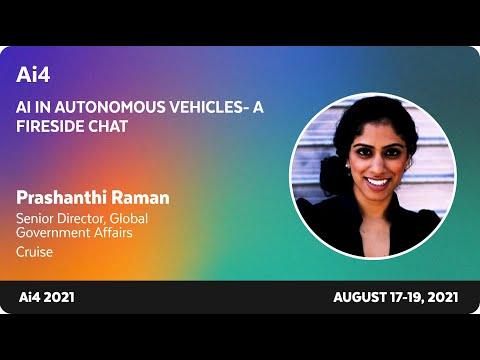 AI in Autonomous Vehicles - A Fireside Chat