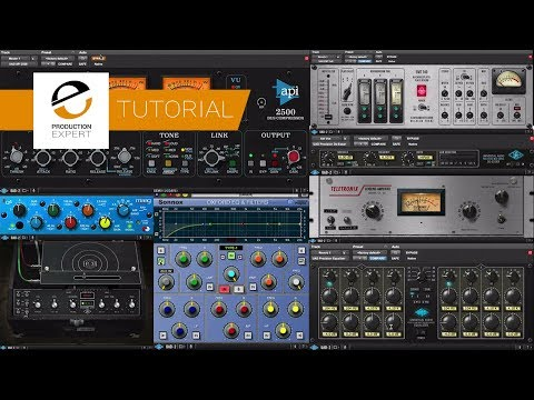 Recording And Mixing With UAD Apollo - Part 1 - YouTube