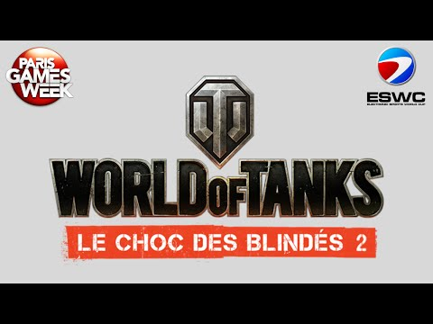 World of Tanks - Le choc des blindés 2 en live à la PGW