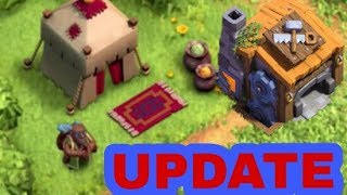 WHEN IS THE UPDATE GONNA LAND?    TROJAN IS BACK    CLASH OF CLANS   